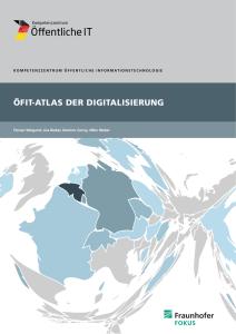 Titelbild der Publikation Atlas der Digitalisierung