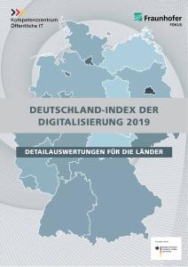 Titelbild der Publikation Deutschland-Index regional - Ländersteckbriefe