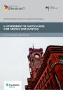 Titelbild E-Government in Deutschland