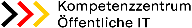 Logo Kompetenzzentrum Öffentliche IT